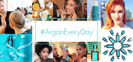 Moroccanoil huile d'argan every day