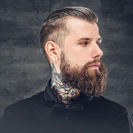 Model Hairgum, produits pour hommes
