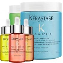La gamme Fusio Scrub de Kérastase sur Beauty Coiffure