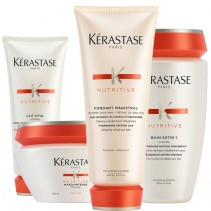 La gamme Nutritive Kérastase sur Beauty Coiffure