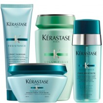 La gamme Résistance de Kérastase sur Beauty Coiffure