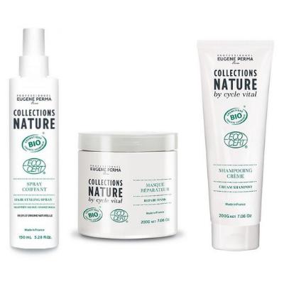 Collections Nature - Bio, en vente sur Beauty Coiffure.
