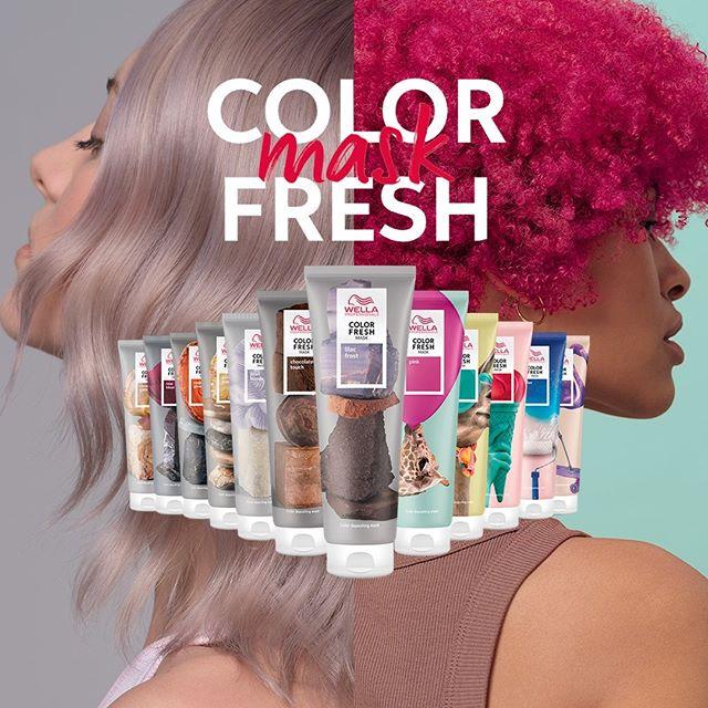 Color Fresh mask de Wella
