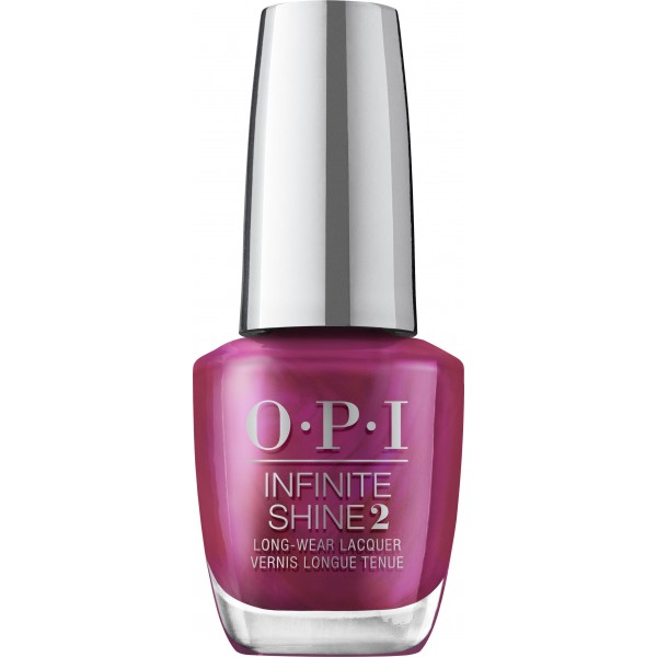 OPI Vernis Infinite Shine Merry in cranberry - Shine Brigh, en vente sur beautycoiffure.com