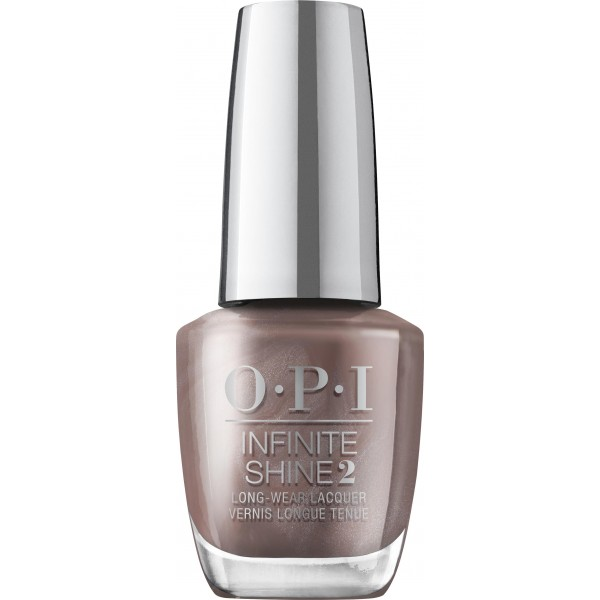 OPI Vernis Infinite Shine Gingerbread man can - Shine Bright, en vente sur beautycoiffure.com
