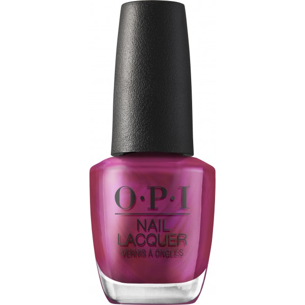 OPI Shine Bright - Vernis à ongle Merry in cranberry, en vente sur beautycoiffure.com