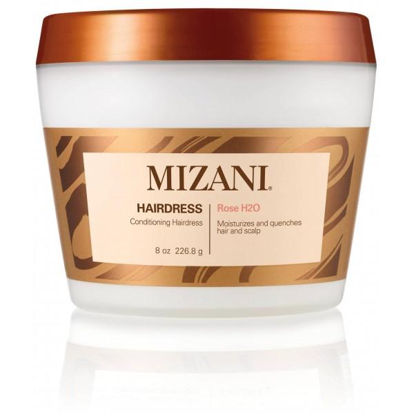 Crème Nourrissante Rose H2O Mizani, en vente sur beautycoiffure.com