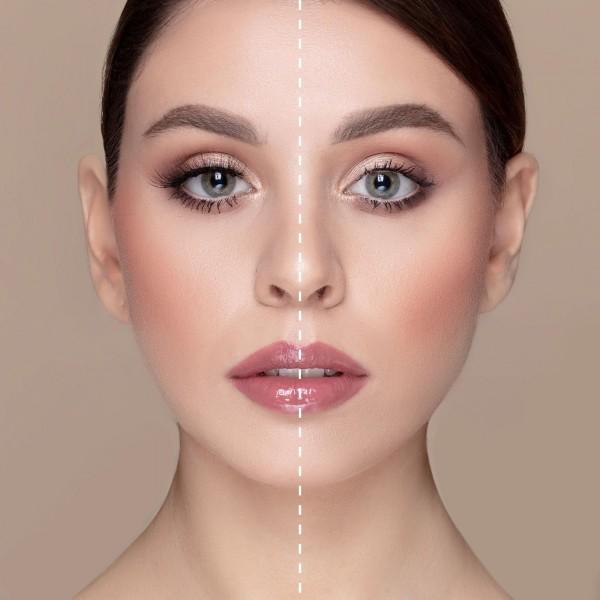 Mesauda Milano - Avant/ après faux cils, en vente sur Beauty Coiffure.