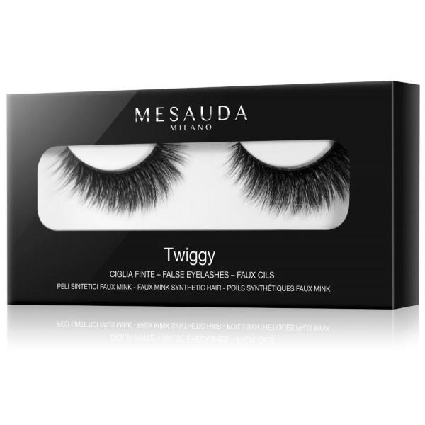 MESAUDA MILANO faux-cils style Twiggy en vente sur Beauty Coiffure