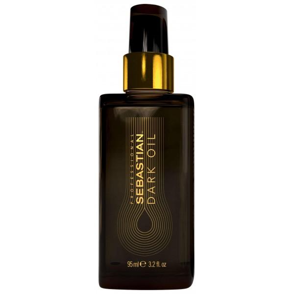 Huile capillaire coiffante Dark Oil Sebastian 95ml, en vente sur beautycoiffure.com