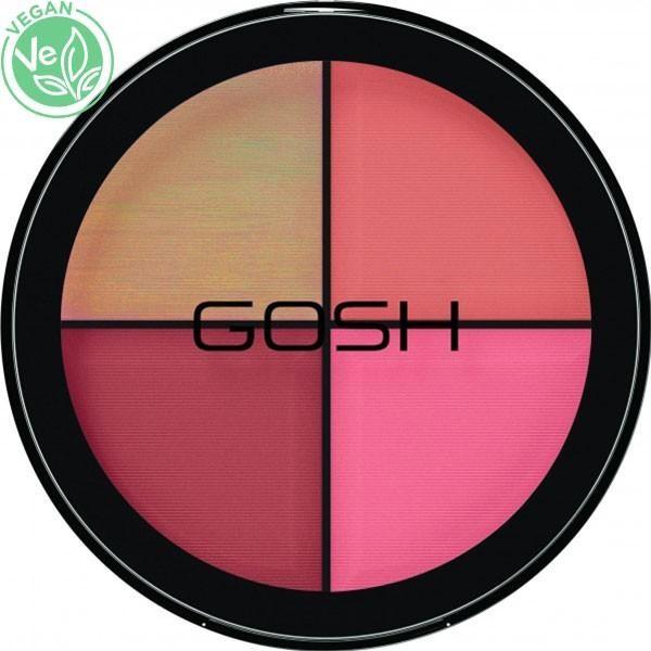 Gosh Copenhagen - Kit contouring blush, en vente sur Beauty Coiffure.