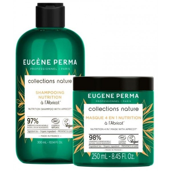 Collections Nature - Nutrition, en vente sur Beauty Coiffure
