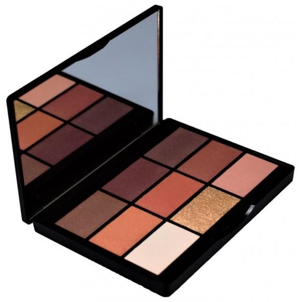 Gosh Copenhagen - Palette ombre à paupière n°06 To Rock down under, en vente sur Beauty Coiffure.