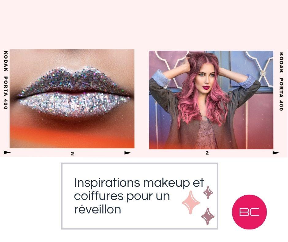 Makeup et coiffure inspirations