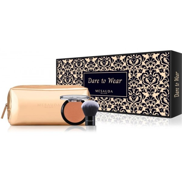 Mesauda Milano Coffret Cadeau DARE TO WEAR Viva Bronze à retrouver sur beautycoiffure.com