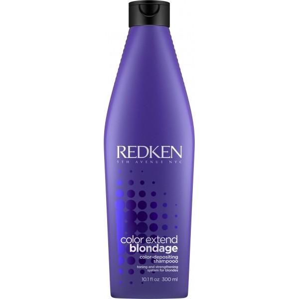Le shampooing Redken Color extend blondage à retrouver sur beauty coiffure.com