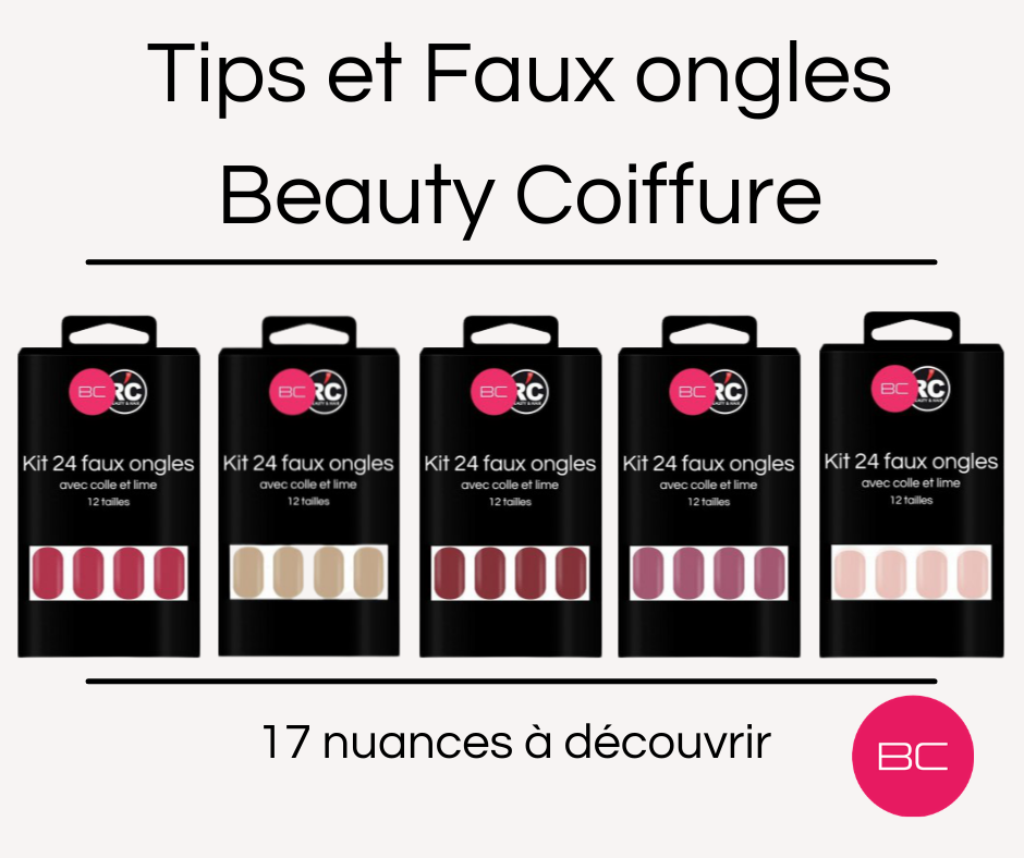 Faux ongles Beauty Coiffure