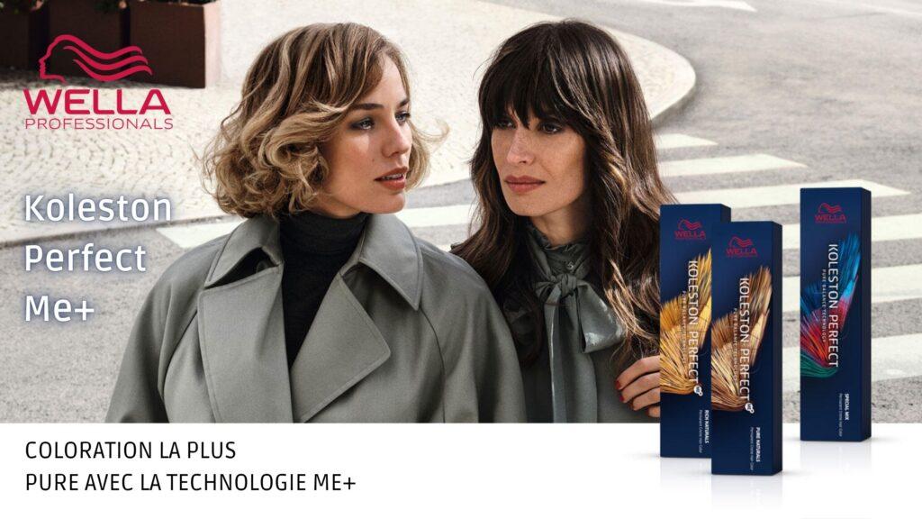 Retrouvez les colorations Koleston Perfect Me+ de Wella sur beautycoiffure.com.