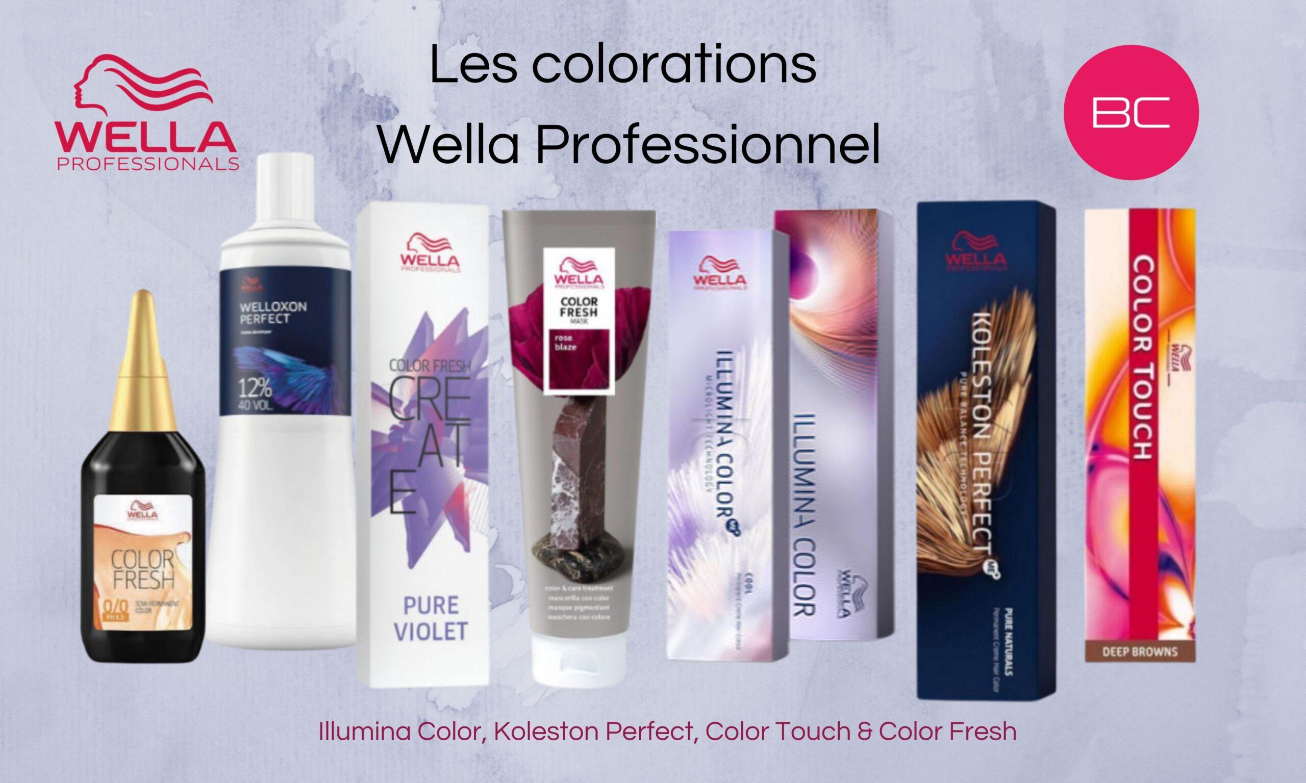 Wella Colorations