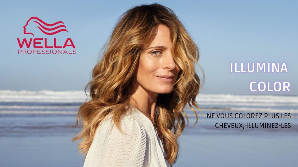 Retrouvez les colorations Illumina Color de Wella sur beautycoiffure.com