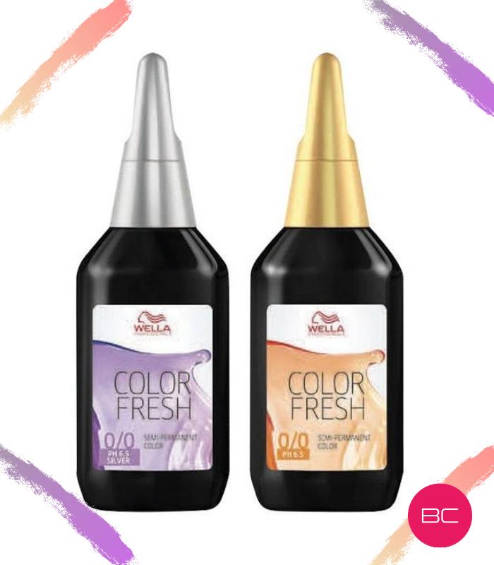 Color Fresh Wella sur beautycoiffure.com