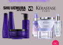 Kérastase ou Shu Uemura ?