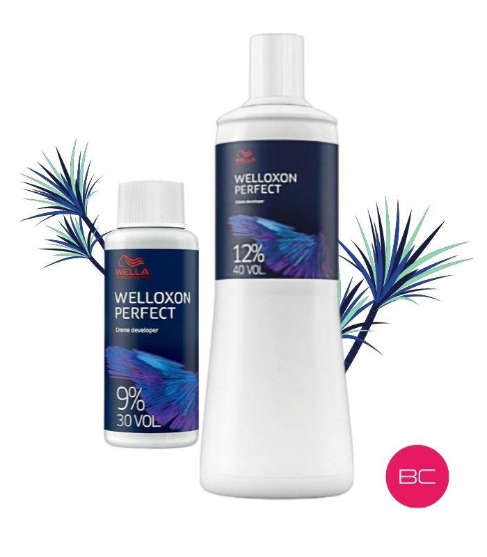 Retrouvez les oxydants et les révélateurs Welloxon Perfect de Wella Professionnel sur beautycoiffure.com