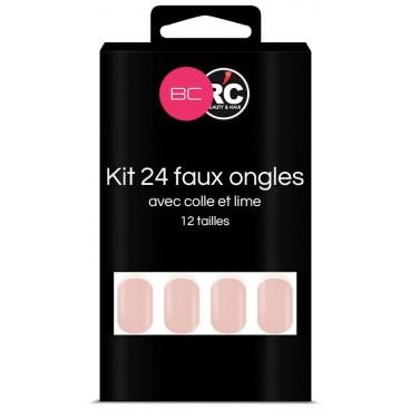 Faux ongles capsules à retrouver sur beauty coiffure.com