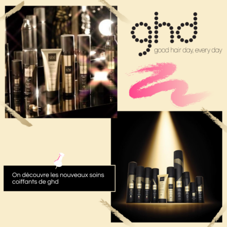 ghd coiffants