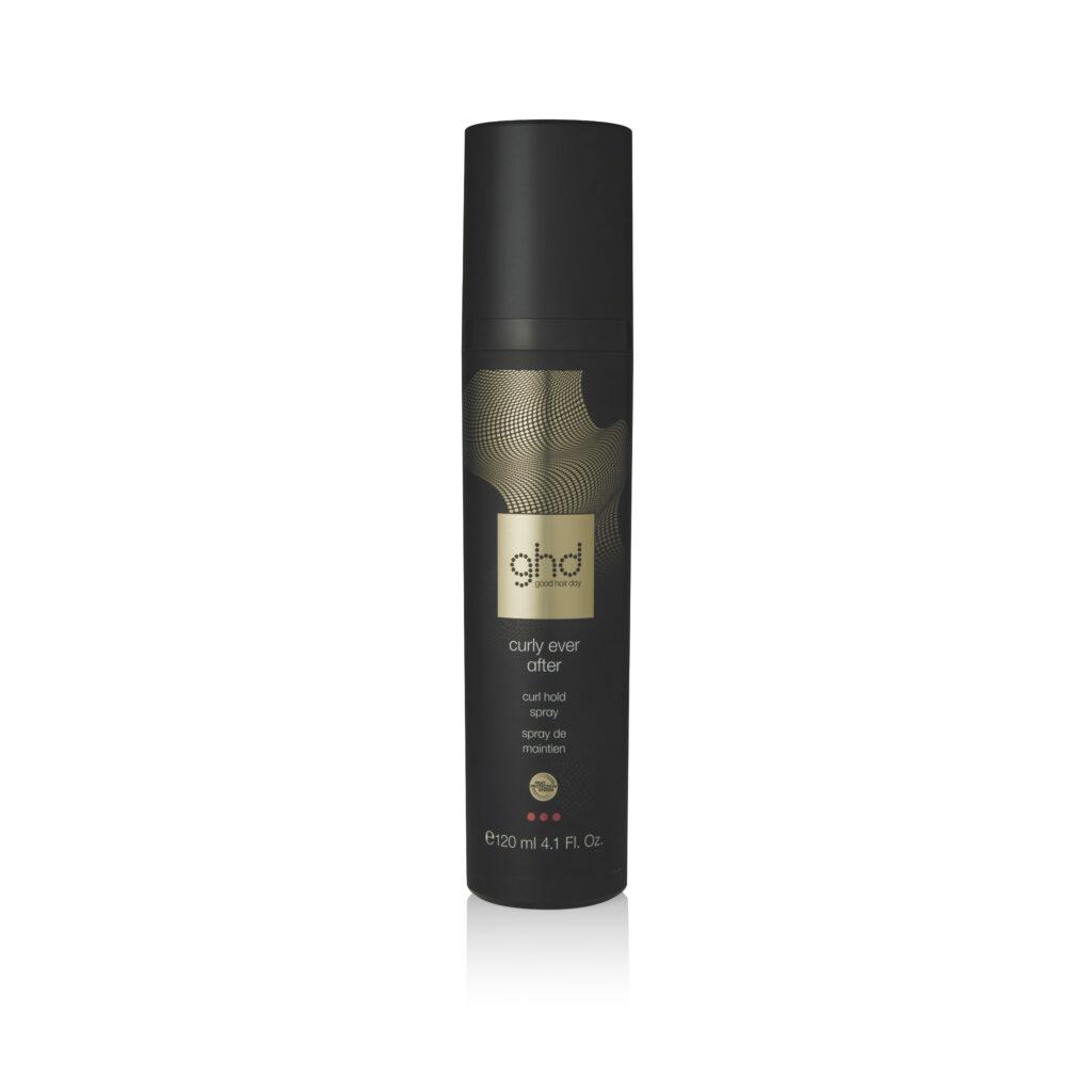 Spray de maintien Curly ever after ghd sur beautycoiffure.com