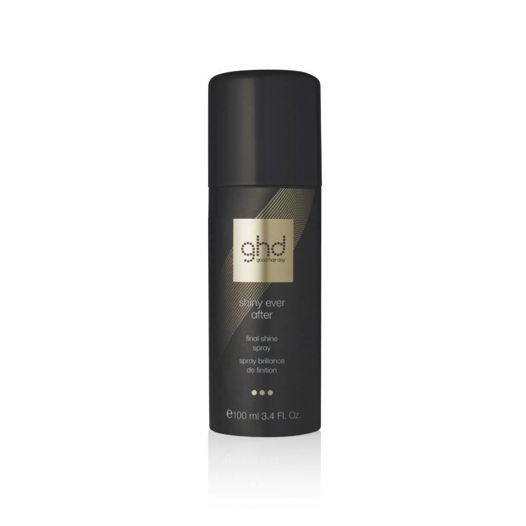 Spray brillance de finition Shiny ever after ghd sur beautycoiffure.com