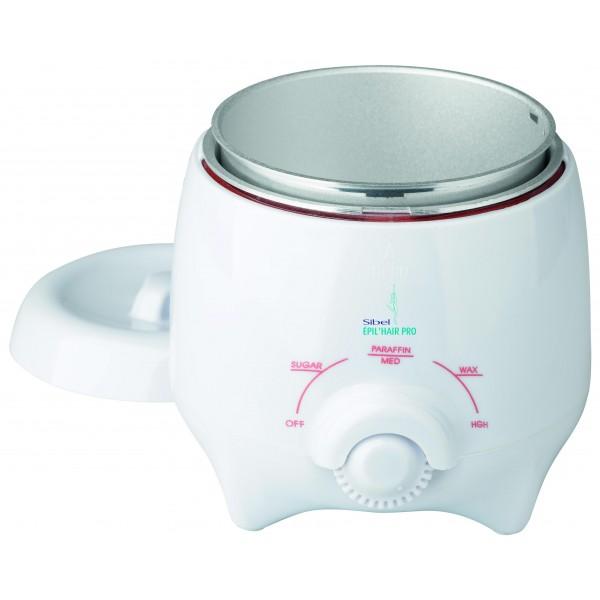 Chauffe Cire Cuve Sibel contenance de 150ml, à retrouver sur beautycoiffure.com