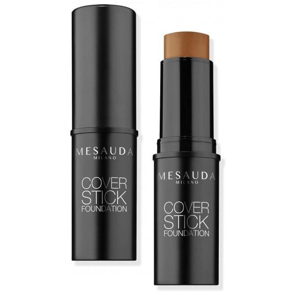 Fond de teint Cover Stick 109 Pecan Mesauda Milano, pour les peaux mattes. A retrouver sur beautycoiffure.com