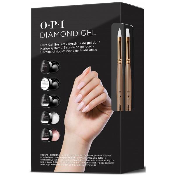 Starter kit Diamond Gel à retrouver sur beautycoiffure.com