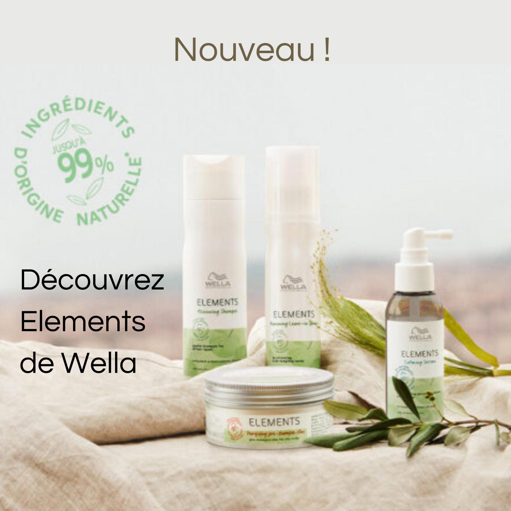 Elements de Wella