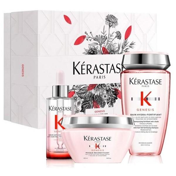 Retrouvez le coffret spécial fête des mères Kérastase avec la gamme Genesis sur beautycoiffure.com