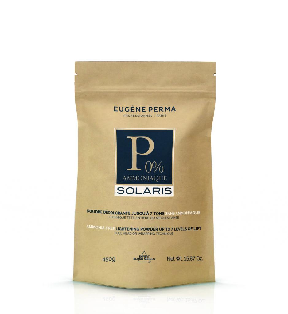Retrouvez la poudre décoloration 7 tons sans ammoniaque Solaris de Eugène Perma, sur beautycoiffure.com.
