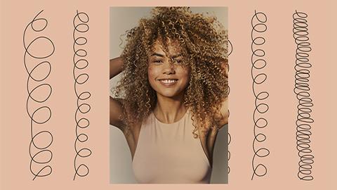 Type 3 - Cheveux frisés à très frisés ? Tous les soins pour cheveux bouclés et ondulés sont sur beautycoiffure.com.