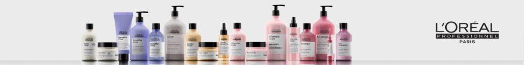 Découvrez les soins cheveux L'Oréal Professionnels et leurs packagings éco-responsables sur beautycoiffure.com
