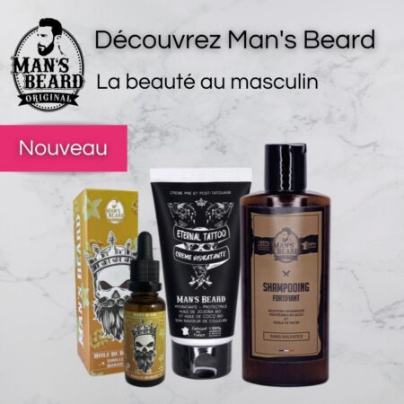Man's Beard sur Beauty Coiffure