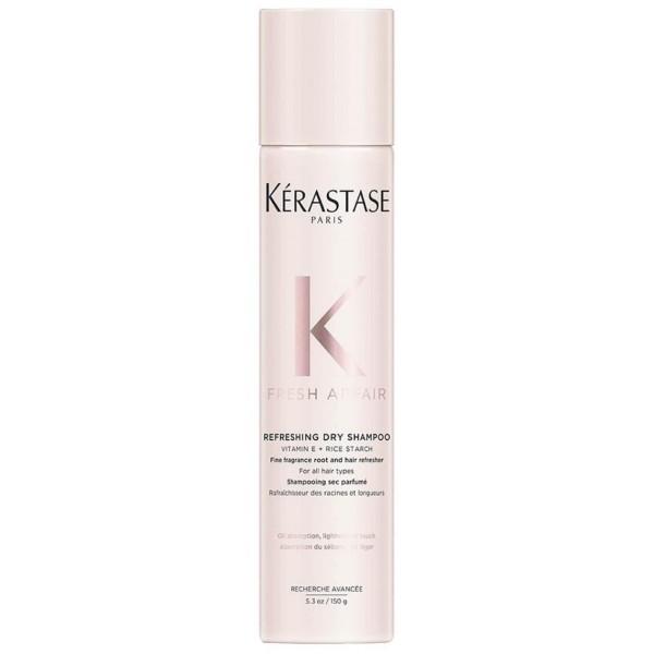 Découvrez le shampooing sec parfumé Fresh Affair de Kérastase, sur beautycoiffure.com.
