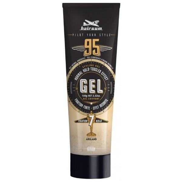 Découvrez le gel 95 effet décoiffé Hairgum sur beautycoiffure.com.