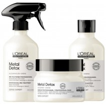 Découvrez la gamme Métal Detox de L'Oréal Professionnel sur beautycoiffure.com.