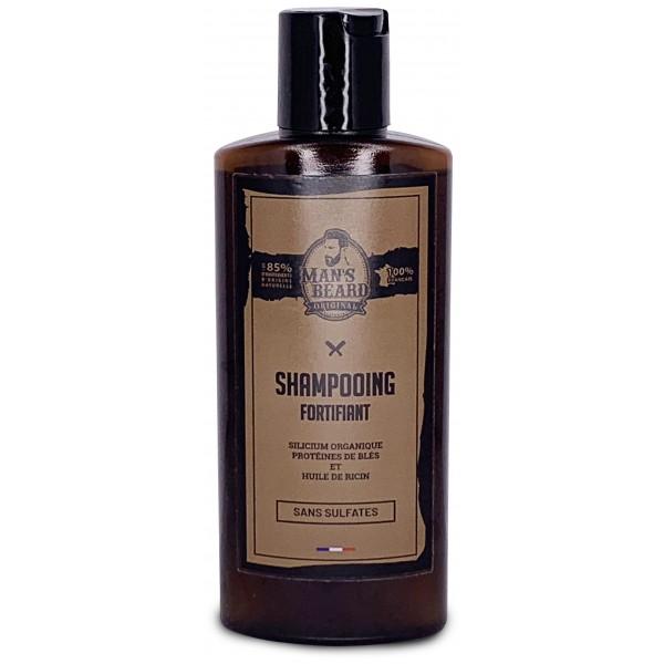 Découvrez le shampooing fortifiant Man's Beard sur beautycoiffure.com