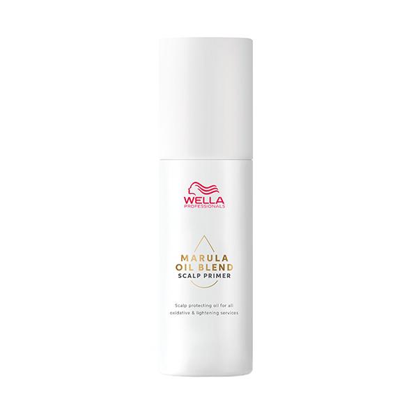 L'huile de soin pré-traitement Marula Oil Wella, à retrouver sur beautycoiffure.com.