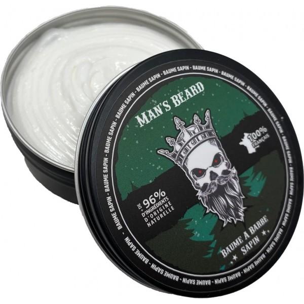 Baume à barbe Man's Beard Sapin à retrouver sur beautycoiffure.com.