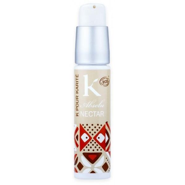 Huile corps et cheveux de K pour Karité en format 50 ml, à retrouver sur beautycoiffure.com.
