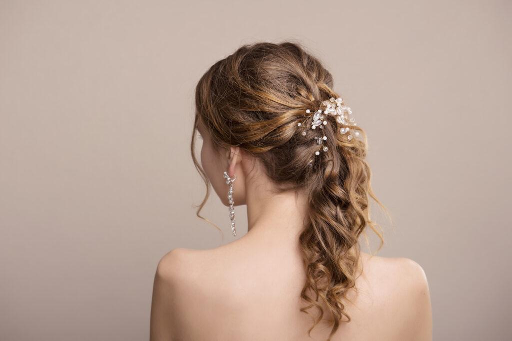 Idée de coiffure pour un mariage - Beauty Coiffure.