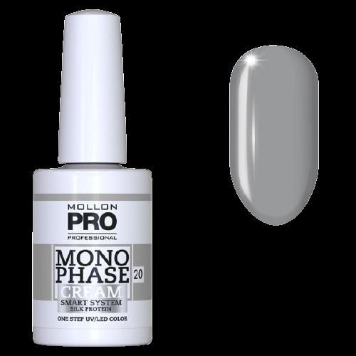 Monophase de Mollon Pro de la collection Color of the Year couleur gris Ultimate Gray, à retrouver sur beautycoiffure.com.