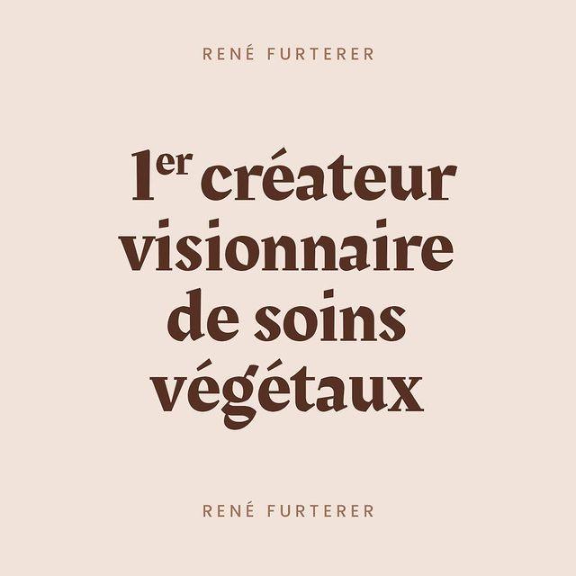 Découvrez la marque René Furterer sur beautycoiffure.com.